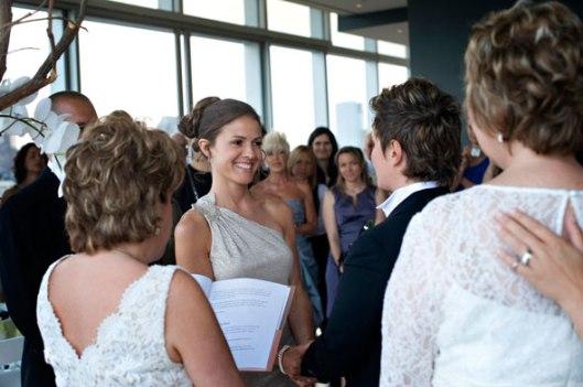 lesbian wedding 6
