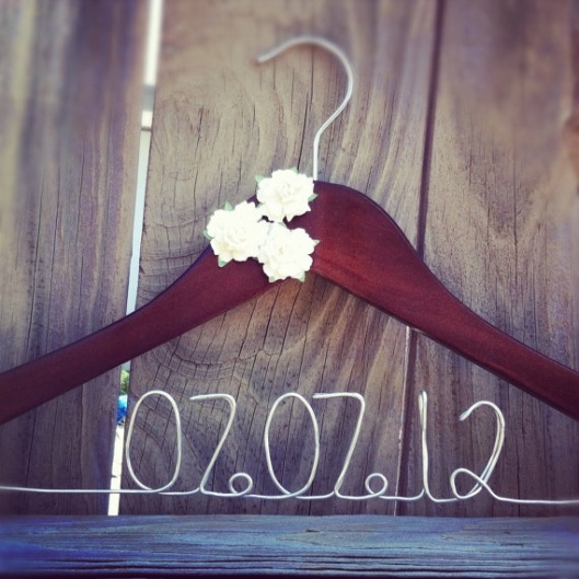 wedding hangers 4